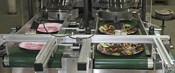 Тарелки штамповка